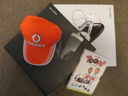 Gifts From McLaren VIP Tour