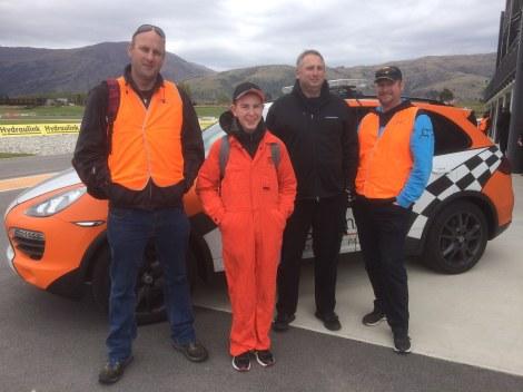 Highlands Sprints Volunteering